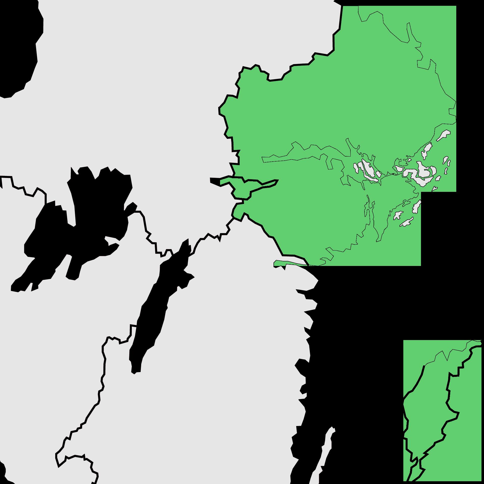 Gotlands och Stockholms län,